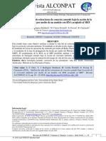 Analisis de vida Util y Norma COGUANOR NTG 41017 h23