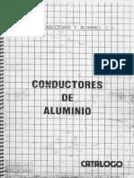 Catalogo Conductores de Aluminio