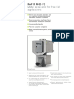 Detector de Metales r4000 Fs Pr En