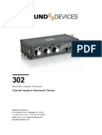 Mesa de sonido manual Sound Devices 302.pdf
