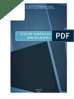 Guia de Normalização Bibliografica
