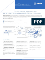 Systemsmanagement Datasheet User En
