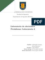 Laboratorio de Electr Nica Preinfome 2