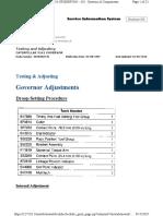 3500 Governer Fuel Ratio Control