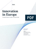 Innovation in Europe