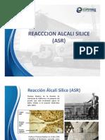 reaccion alcali silice