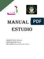 Manual para Director - Escalafón General, Profesional y Técnico.pdf