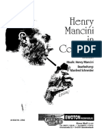 Henry Mancini in Concert