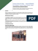 Informe de Disposición de Residuos Con Asfalto