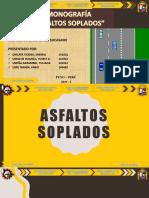 Asfaltos Soplados Grupo 5