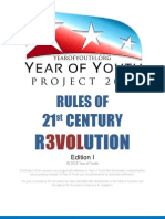 Rules of 21st Century Revolution