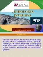 Petrología Intrusiva