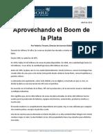 Aprovechando el Boom de la Plata.pdf