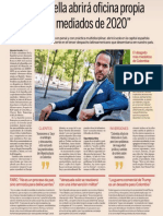 Entrevistas de Abelardo De La Espriella