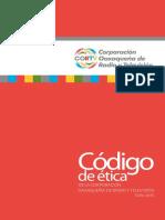 Codigo de Etica Cortv Julio 2015