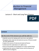 Short and Long Term Finance incl Islamic Finance Lecture 3.pptx