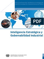 Inteligencia Estratégica y Gobernabilidad Industrial