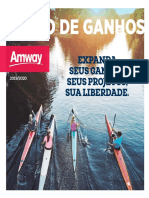 Novo Plano de Ganhos - 2019-2020 - BROCHURA