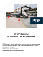 Informe - Primera Quincena Octubre 2019