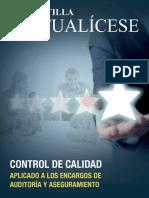 control de calidad en auditoria