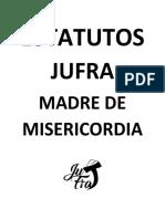 Estatutos Jufra Mdm