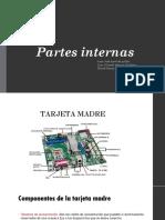 PARTES INTERNAS PC
