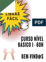 Curso de Libras 2020