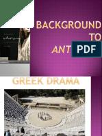 Antigone Powerpoint