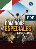 sermones cortos para domingos de noche