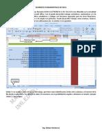 Conceptos y Elementos de Excel