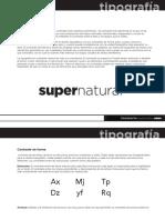 Contraste tipográfico