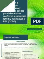 Presentación de ISO IEC 17025 2005