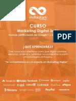 Marketing Digital 360 MDA Latam