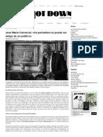José María Carrascal_ «Un Periodista No Puede Ser Amigo de Un Político» - Jot Down Cultural Magazine