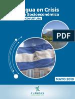 FUNIDES - Informe de Coyuntura. Mayo 2019 NICARAGUA