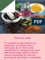 ARQUIVO DE TINTURAS MÃES