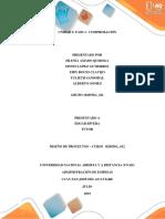 Diseño de Poyectos_102058_101 Fase_3 Comprobación
