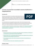 Enlaces de Pautas de La Sociedad_ Tumores Hipofisarios e Hipopituitarismo
