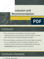 4Conclusion Recommendation and Abstract DepEd