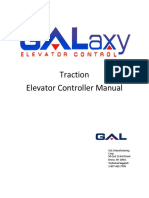 traction type elevator