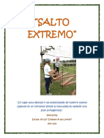 Proyecto Salto Extremo. Nivel Inicial 2019