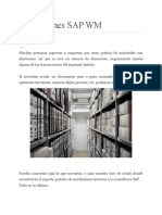 transacciones SAP WM.docx