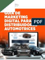 eBook Guia de Marketing Digital Para Distribuidores Automotrices Aksl5