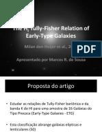 Hi Tully-Fisher PDF