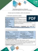 Guía de Ruta y Avance de Ruta Para La Realimentación - Fase 2 - Comunidades Solidarias (1)