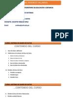 Fundamento base de datos_3_2019