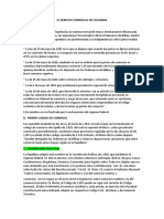 El Derecho Comercial en Colombia