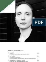 Rebecca Saunders CD Sleeve 0012762KAI