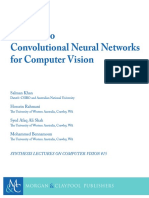 (Synthesis Lectures on Computer Vision) Salman Khan, Hossein Rahmani, Syed Afaq Ali Shah, Mohammed Bennamoun - A Guide to Convolutional Neural Networks for Computer Vision-Morgan & Claypool (2018).pdf