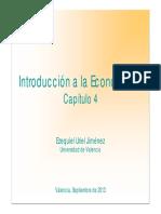 Introducción a la Econometria, Capitulo 4, Uriel 2013